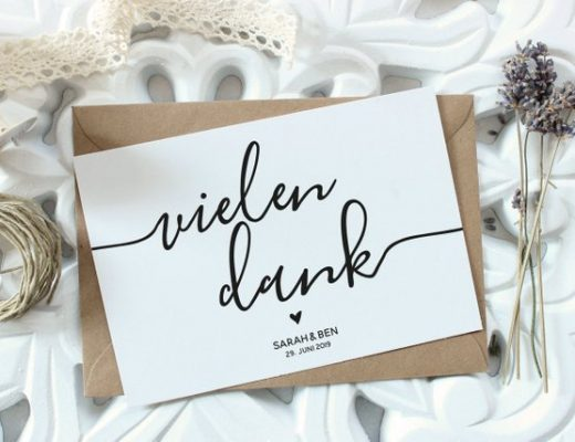 Dankeskarte_Hochzeit