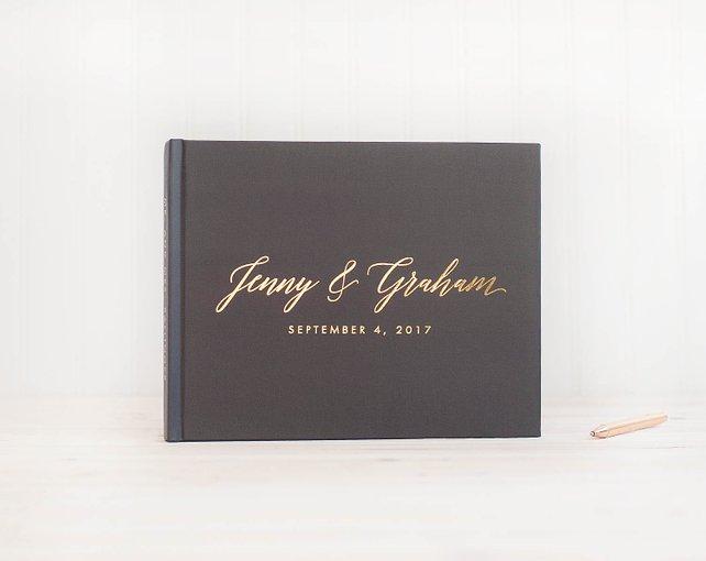 Gästebuch_Hochzeit_Gold