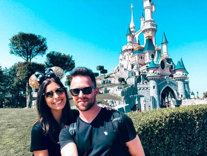 Disneyland Paar